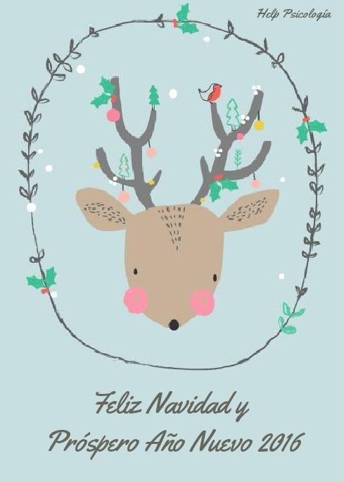 Help Psicología te desea Feliz Navidad
